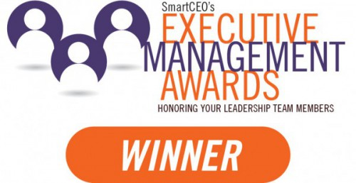SmartCEO has recognized our very own Carol Martin with their Executive Management Award in HR