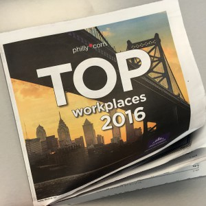 Philly.com Top Workplaces - Cover