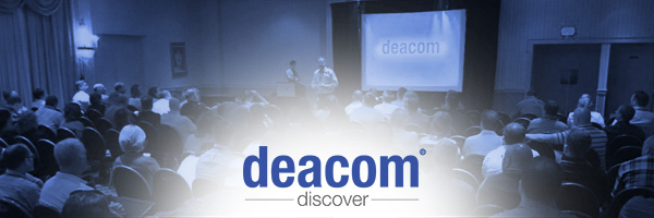 2016 Deacom User Conference Big Success for New and Veteran Customers