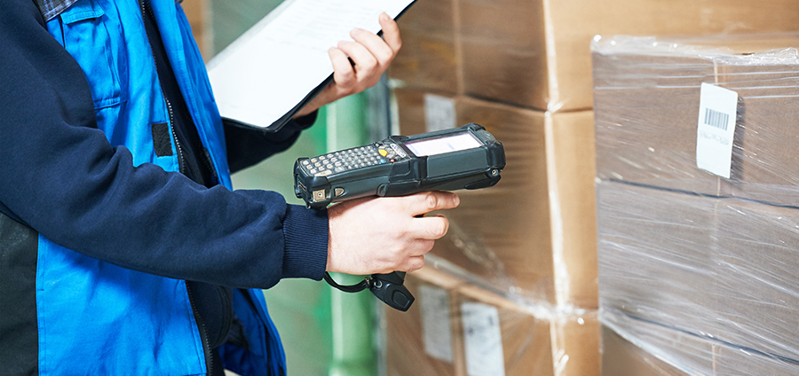Zone Picking Support in the Warehouse Management System