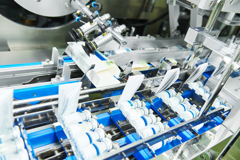 Pharmaceutical manufacturing serialization requirements of the Drug Supply Chain Security Act