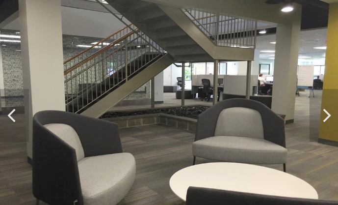 "Deacom HQ: From Construction Zone to ""Bigger, Nicer, and More Secure"""