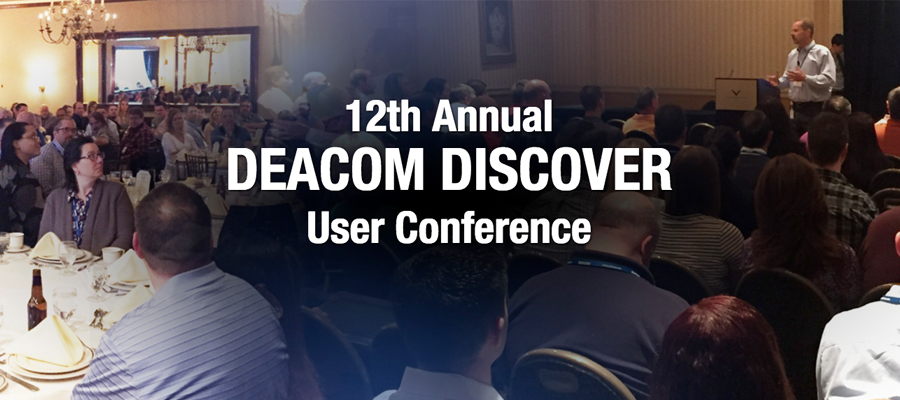 Deacom Discover User Conference