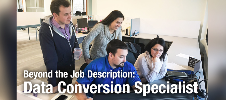 Deacom Data Conversion Specialist