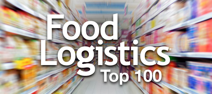 Food Logistics 2017 Top 100 Award