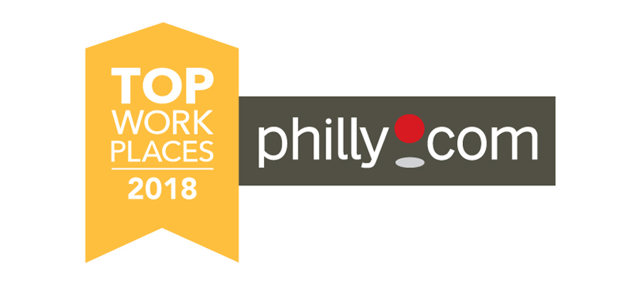 2018 Philly.com Top Workplace Deacom