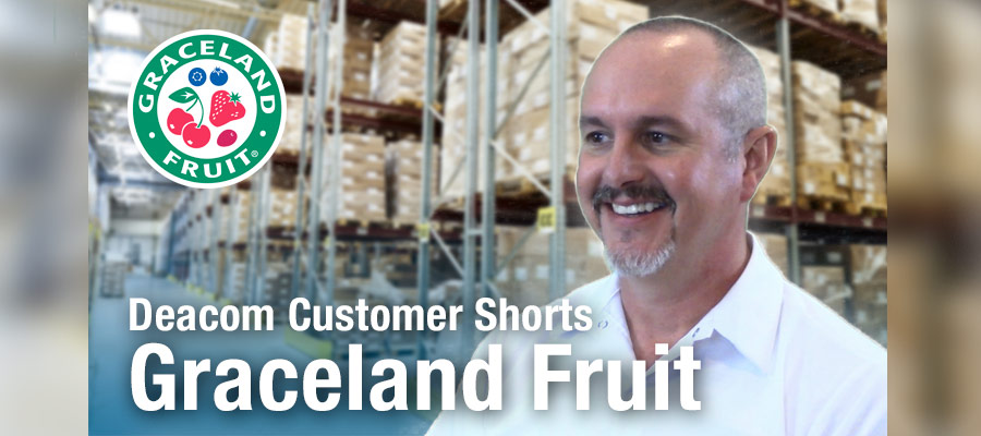 Deacom Customer Shorts - Graceland Fruit (Part 2)