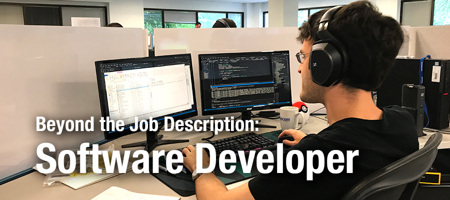 Beyond the Job Description - Software Developer