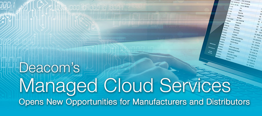 Managed Cloud Services from Deacom