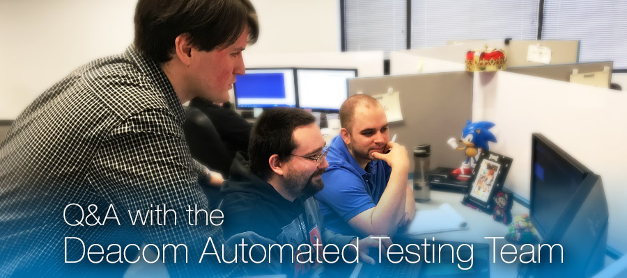 Deacom Automated Testing Team