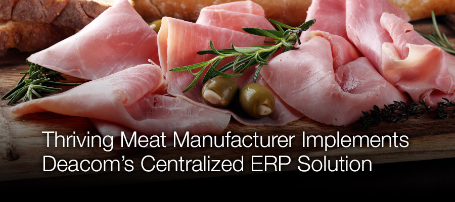 John F. Martin & Sons Implements Deacom's Centralized ERP Solution
