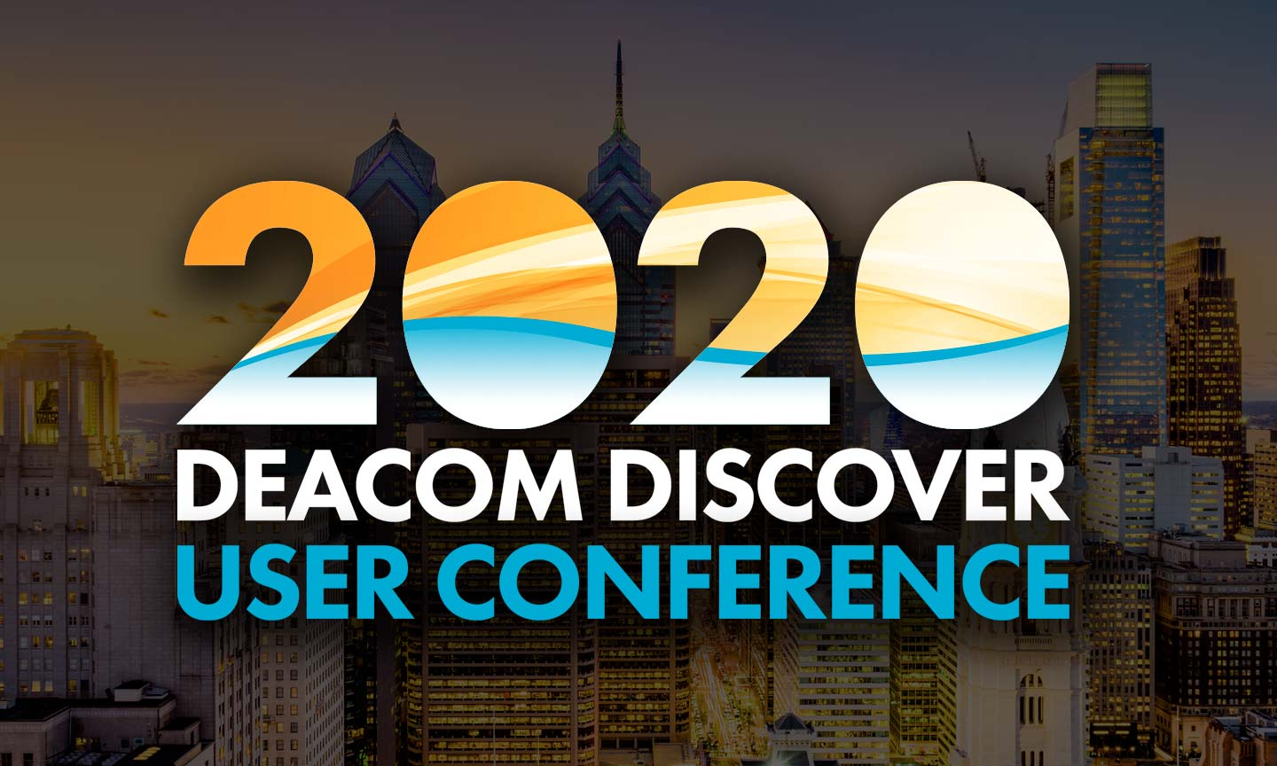 Deacom Opens Registration for its 15th Annual User Conference