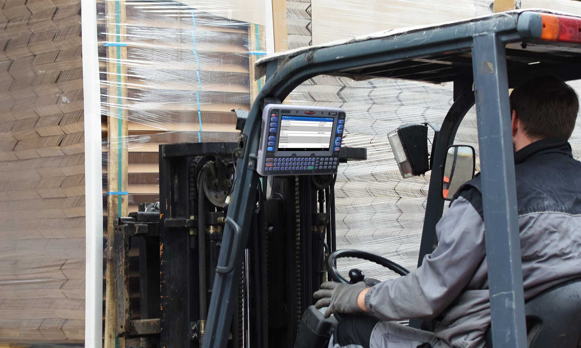 Managing Your Warehouse with DEACOM and Android
